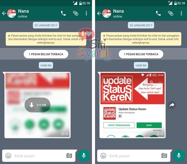 apakah whatsapp menguras kuota internet di hp android