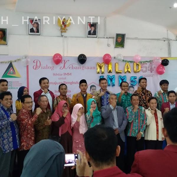 Euforia Milad IMM ke 54 di Bengkulu