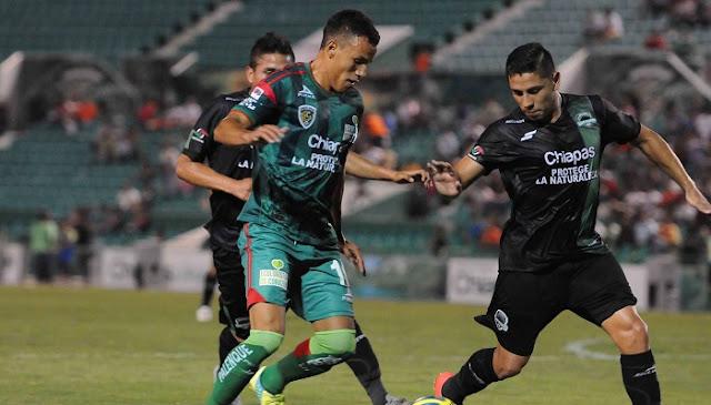Jaguares Chiapas vs Cafetaleros en vivo Copa MX Apertura 2016