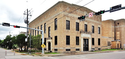 Abe M. Levy Memorial Community Hall 3517 Austin, Houston, Texas, Midtown 77004