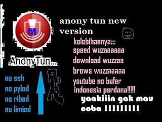 terlebih lagi cara menggunakan anonyTun Langkah-Langkah Mudah Menggunakan Aplikasi Gratis Internet Anonytun