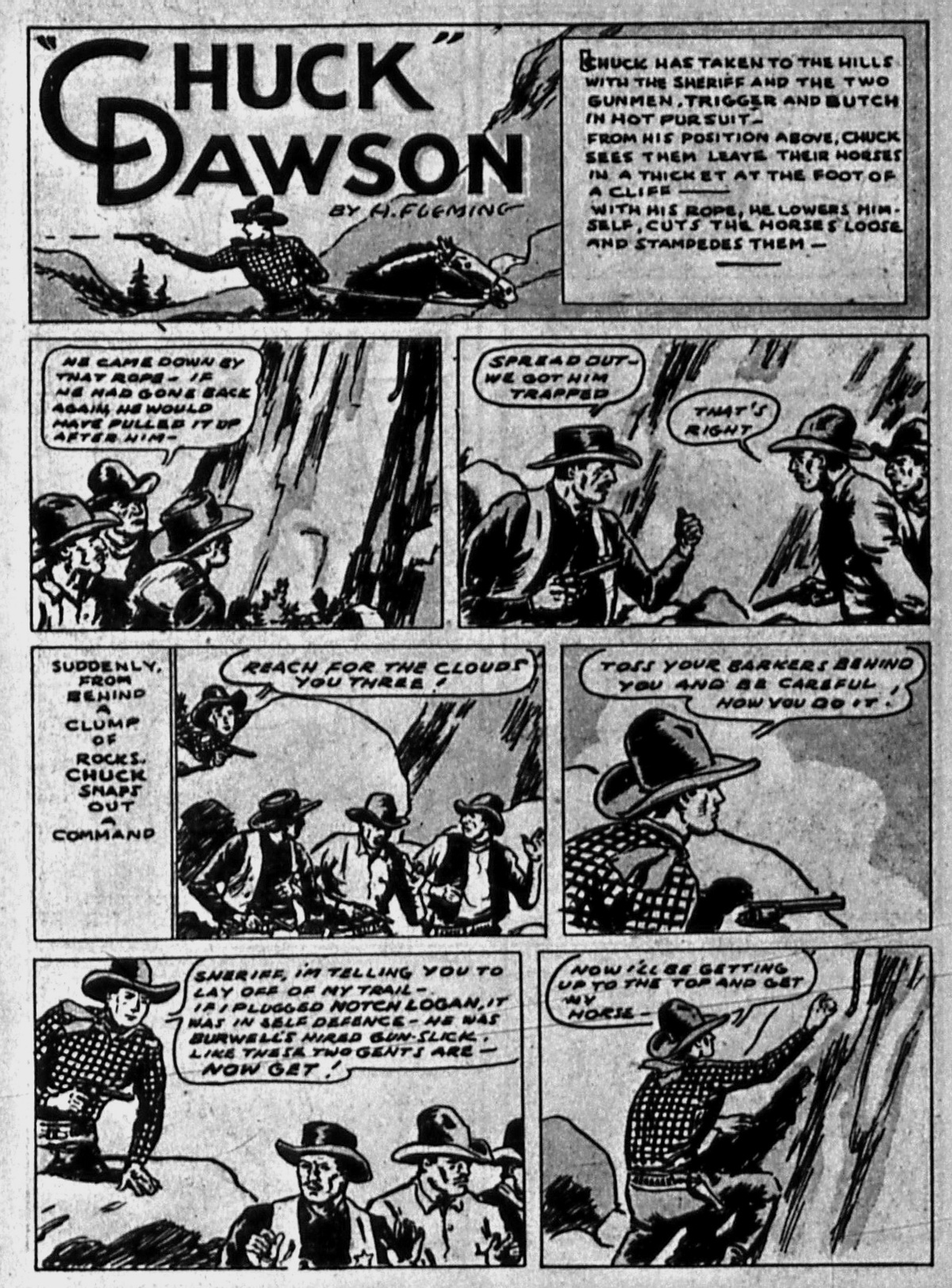 Read online Action Comics (1938) comic -  Issue #5 - 16