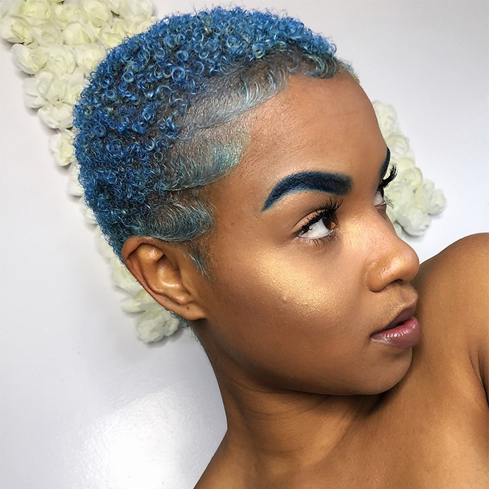 How To Achieve Pastel Hair Color Without The Commitment Curlynikki