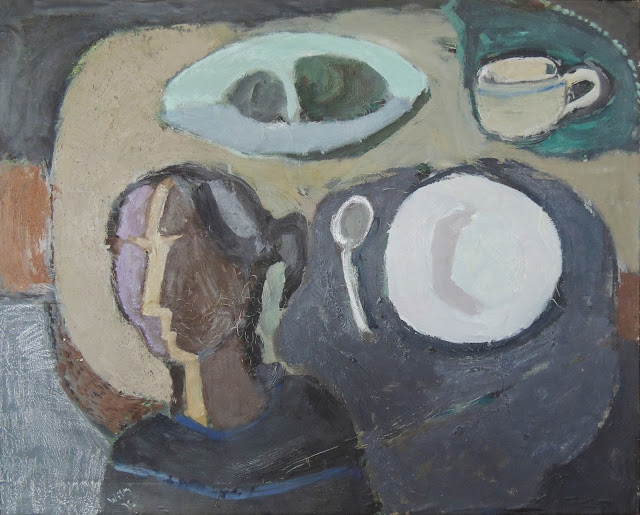 Willy Ramos bodegón óleo pintura cuadro
