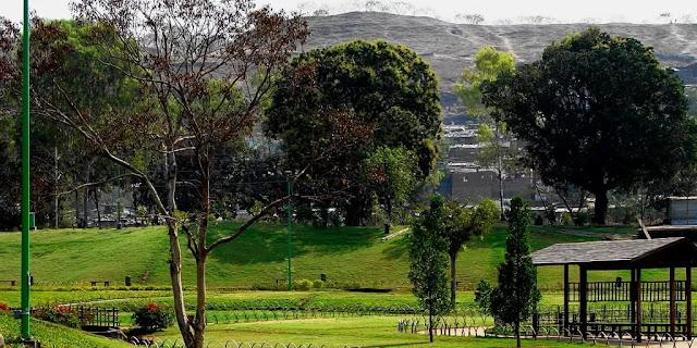 PULA Deshpande Udyan - Romantic Places in Pune