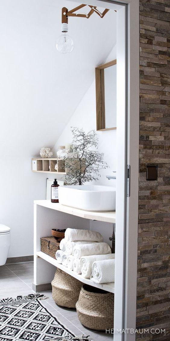 Mobiliario ideal para que tu baño luzca elegante