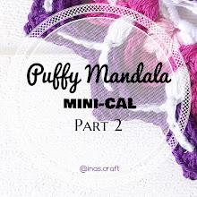 Puffy Mandala mini-CAL (Part 2)
