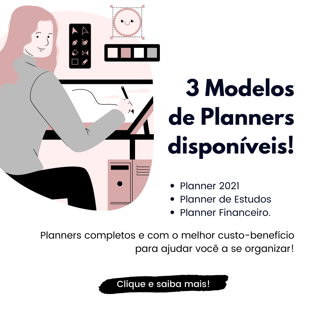 PLANNERS DO BLOG