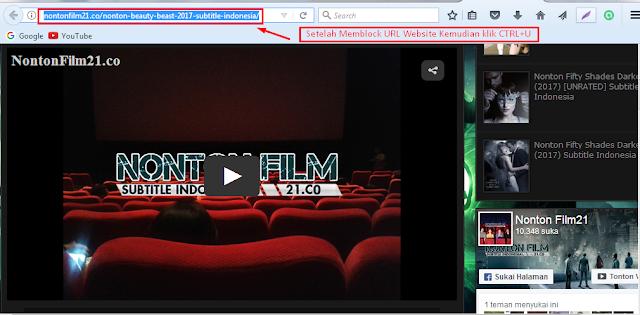Cara membuat Blog Movie tanpa harus Upload Video