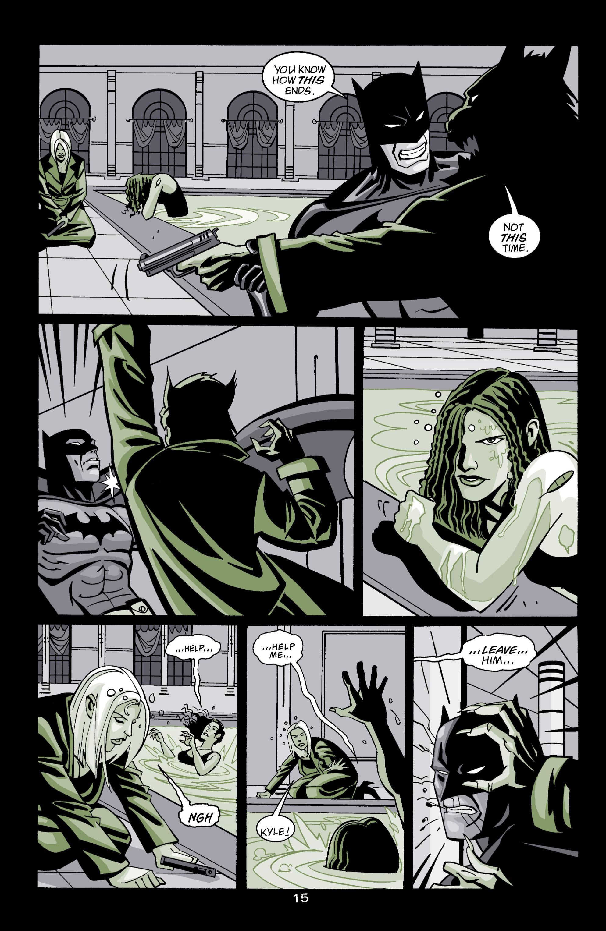 Detective Comics (1937) 750 Page 15