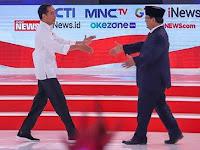 Ternyata Ini Alasan BPN Prabowo-Sandi Tolak Metro TV Siarkan Debat Keempat