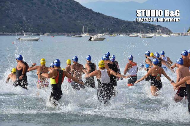 Ναύπλιο: Energy Triathlon Tolo 2019