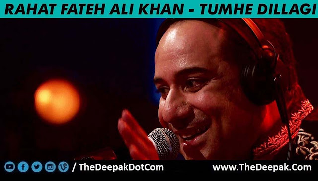 Tumhe Dillagi - Rahat Fateh Ali Khan @ MTV Unplugged 5