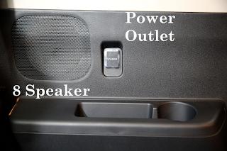 speaker toyota rush