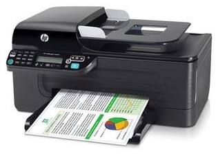 HP Officejet 4500 All-in-One Printer Series - G510  Download Drivers and Software
