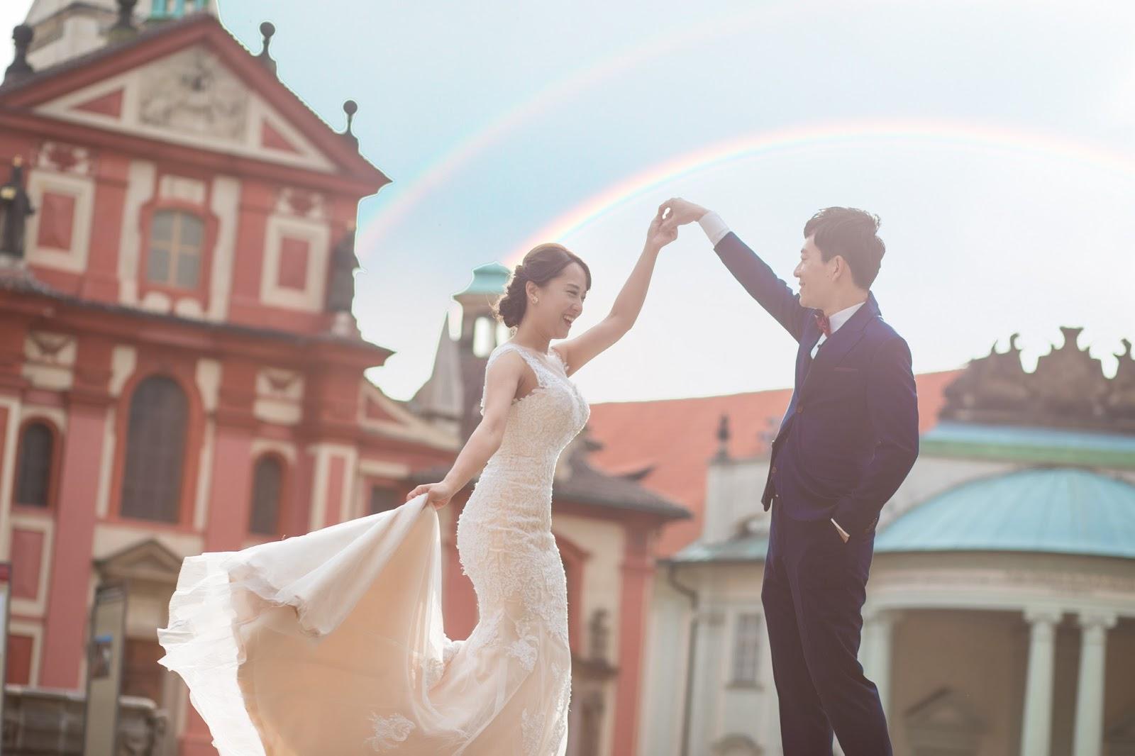 Pargue布拉格婚紗,海外婚紗,布拉格自助遊,布拉格教堂