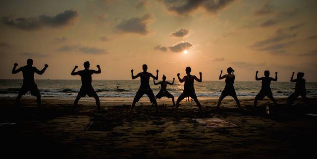 Mosso Thai Ganzkörpertraining Muskelaufbau