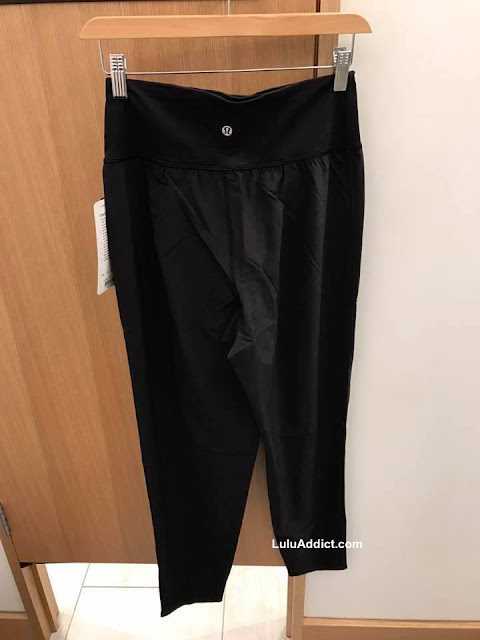 lululemon freshly-pant black