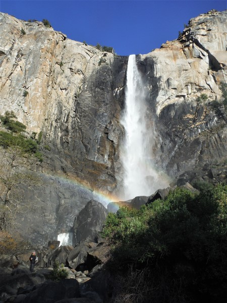 Yosemite - Bridal Veil fall