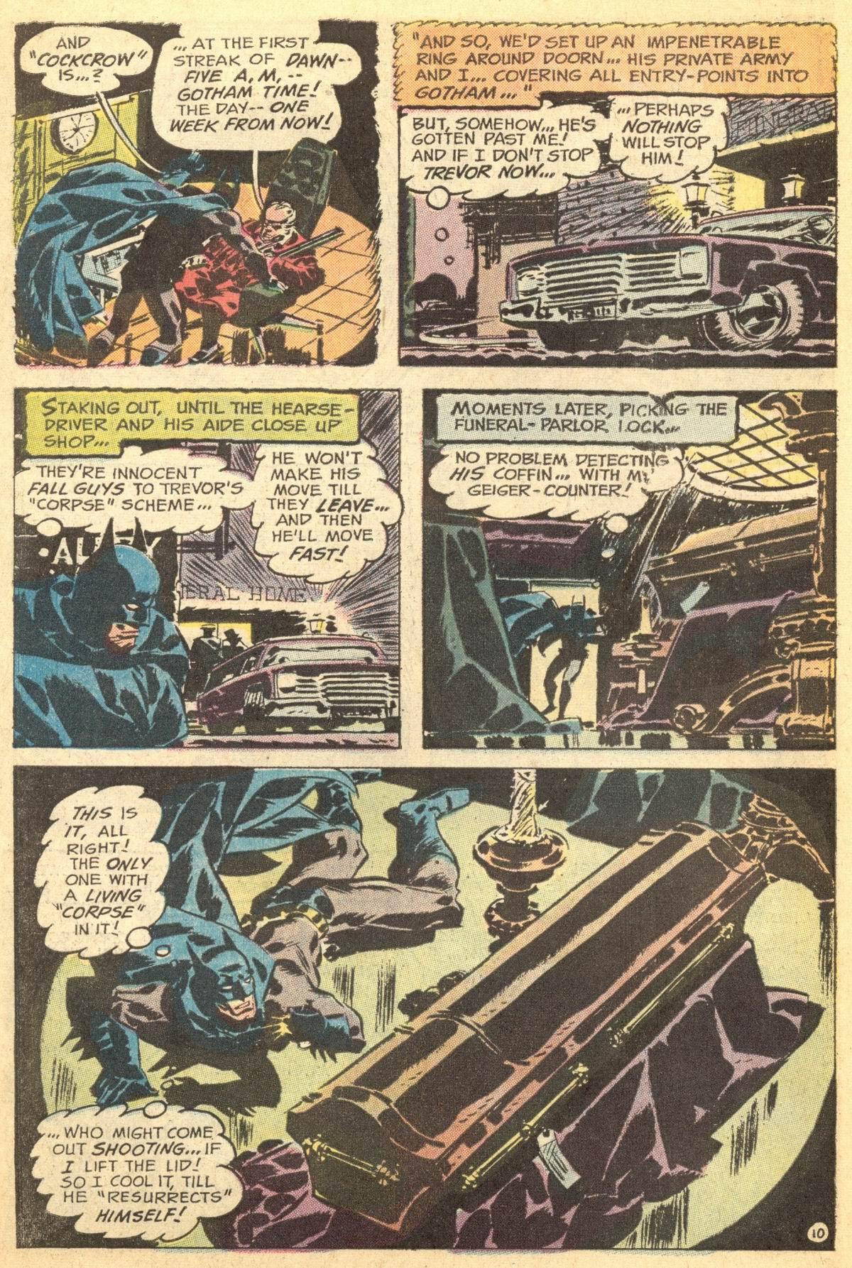 Detective Comics (1937) 420 Page 13