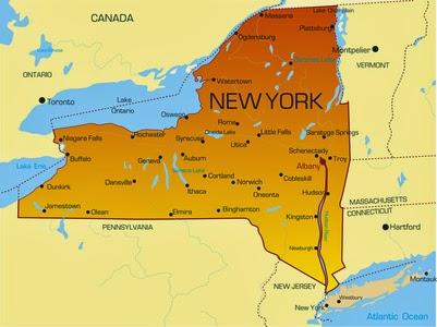 Hauptstadt New York