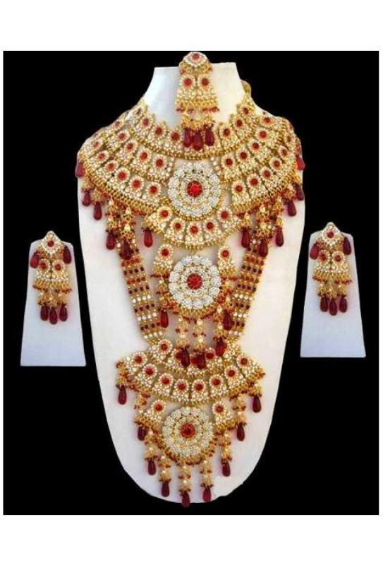 Bridal Gold Jewellery Sets Arabian Gold Necklace Collection B Amp G Fashion
