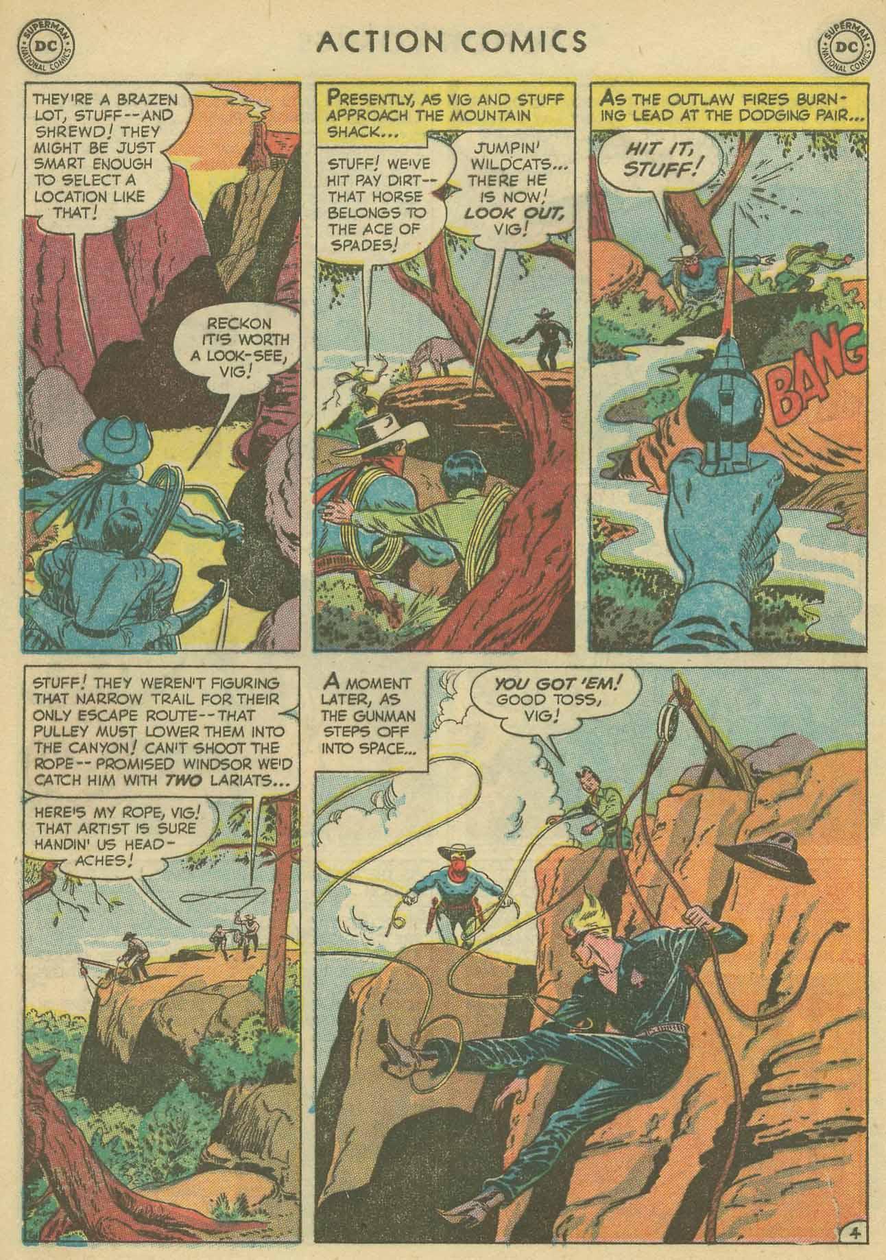 Action Comics (1938) 160 Page 41
