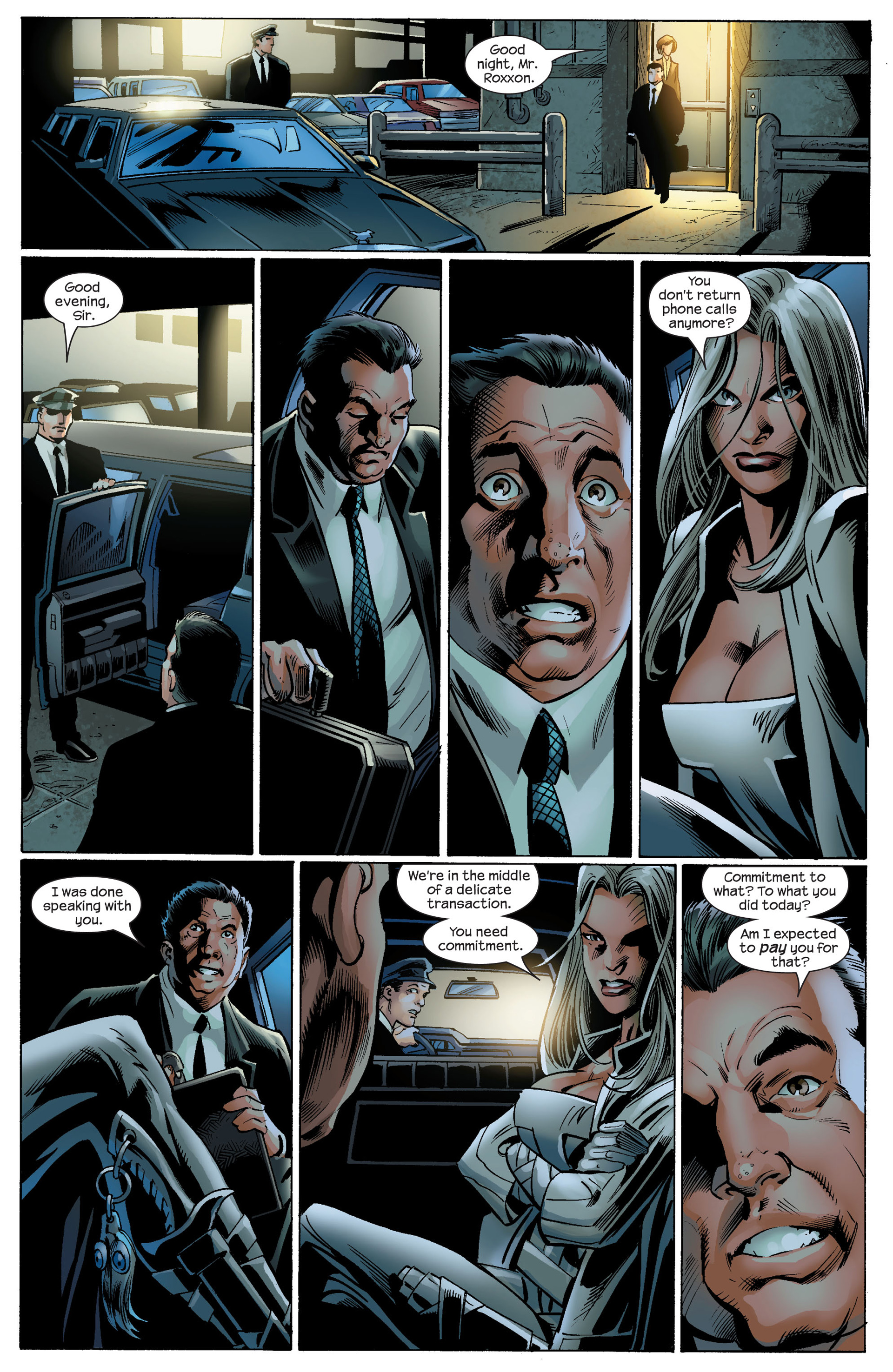 Read online Ultimate Spider-Man (2000) comic -  Issue #87 - 13