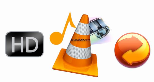 VLC Player İle Video Nasıl Dönüştürülür?