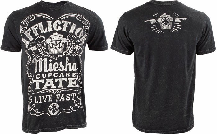 10d1787f9ea The 10 Worst UFC Walkout Shirts of 2014