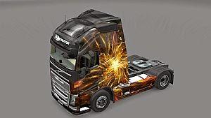 Volvo Shine skin