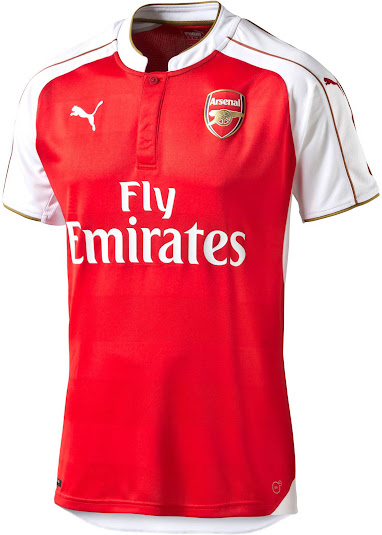68a4bf6d Arsenal 15-16 Kits Released - Footy Headlines
