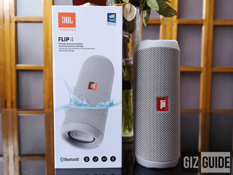 JBL Flip 4 Review - Portable, Rugged, and Powerful wireless speaker!