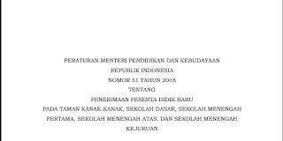 Panduan PPDB 2019/2020