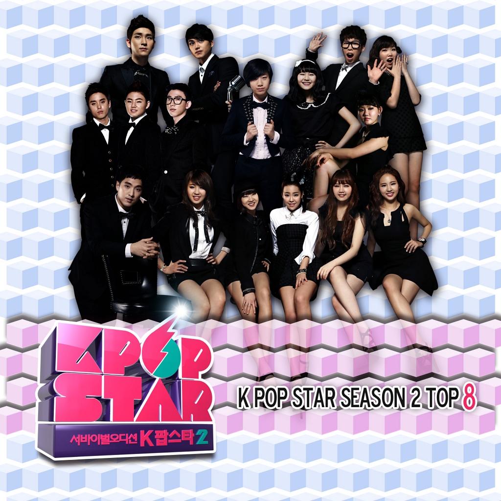 Kpop star season 2 ep 8