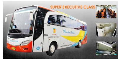 Daftar Bus Terbaik untuk Mudik 2016