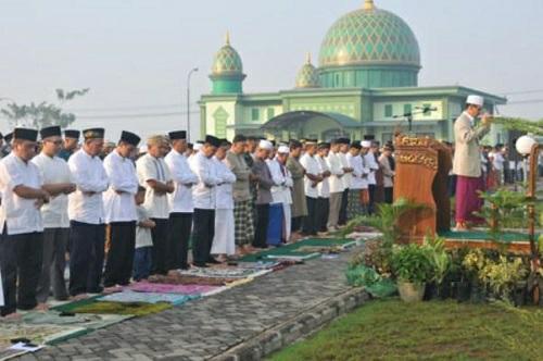 Bacaan Doa Cara Dan Niat Sholat Hari Raya Idul Fitri Lengkap