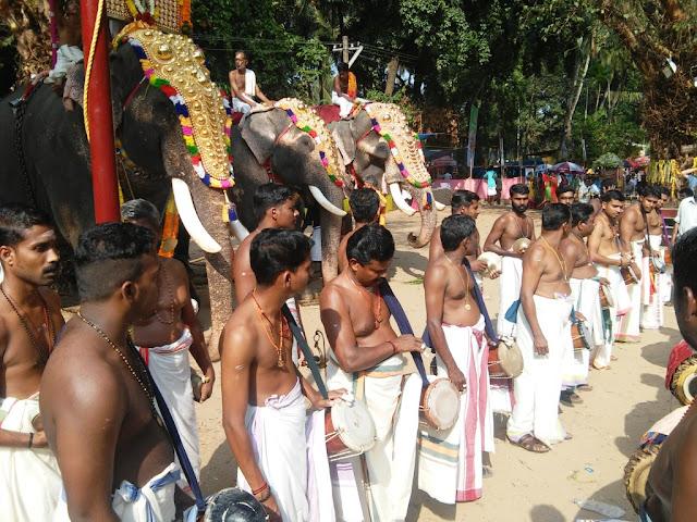 hindou festival kerala