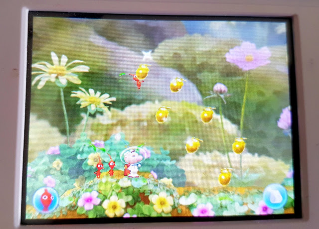Nintendo 3DS, Hey! Pikmin, video games suitable for kids