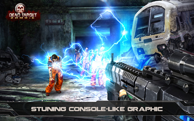 DEAD TARGET: Zombie APK MOD Unlimited Money