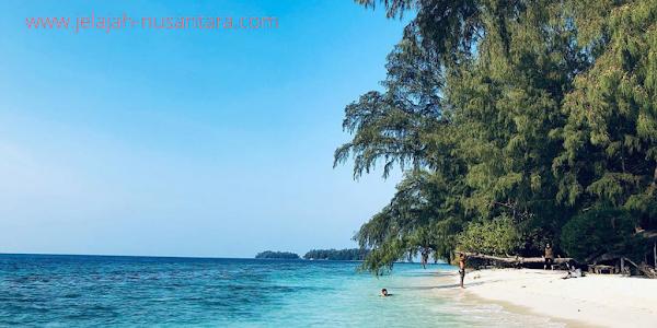 paket wisata open trip pulau harapan 2 hari 1 malam