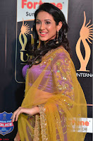 Priya Sri in Purple Choli Stunning Beauty at IIFA Utsavam Awards 2017  Day 2 at  22.JPG