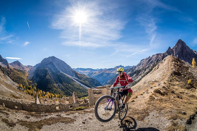 Mountainbike Touren Westalpen
