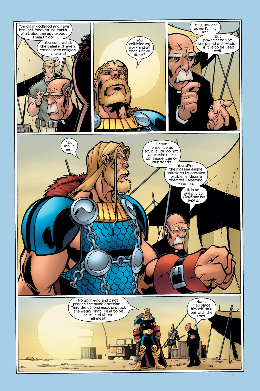 Thor (1998) Issue #64 #65 - English 6