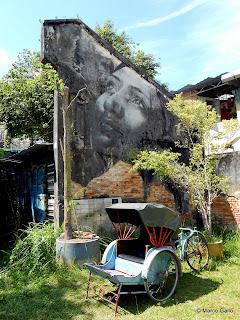 HIN BUS DEPOT, GEORGE TOWN, PENANG. MALASIA