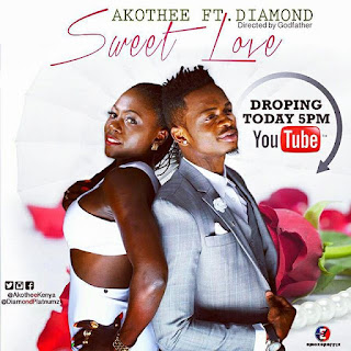Akothee Ft. Diamond Platnumz - Sweet Love