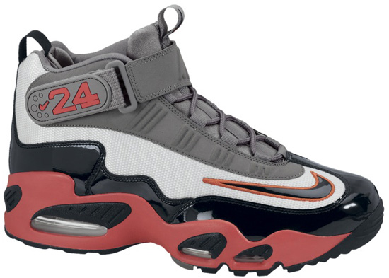 9aab222cd478 This Nike Air Griffey Max 1 comes in a