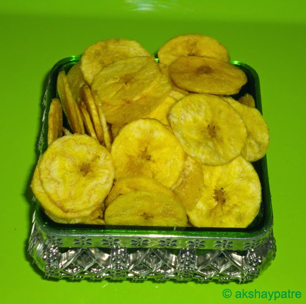 banana chips image