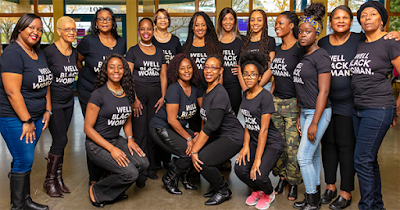 Members of The Foundation for Black Women's Wellness
