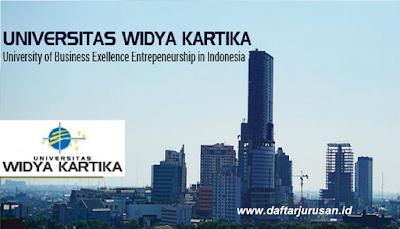 Daftar Fakultas dan Jurusan UWIKA Universitas Widya Kartika Surabaya